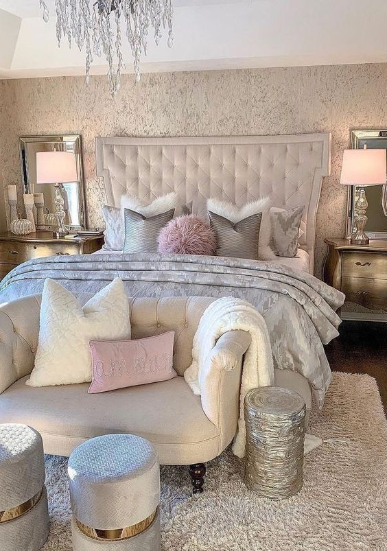 Luxury Bedroom Ideas 18