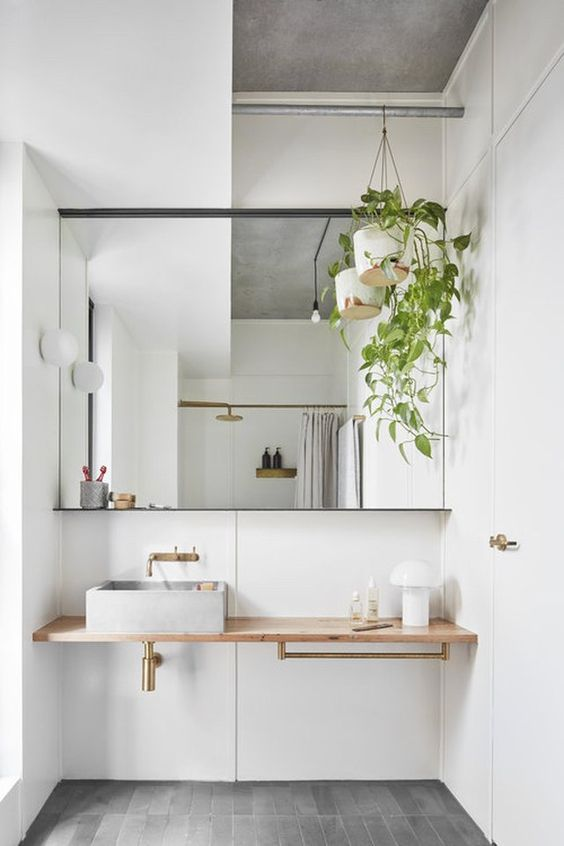 scandinavian bathroom ideas: 18+ mesmerizing inspirations you'll love - famedecor