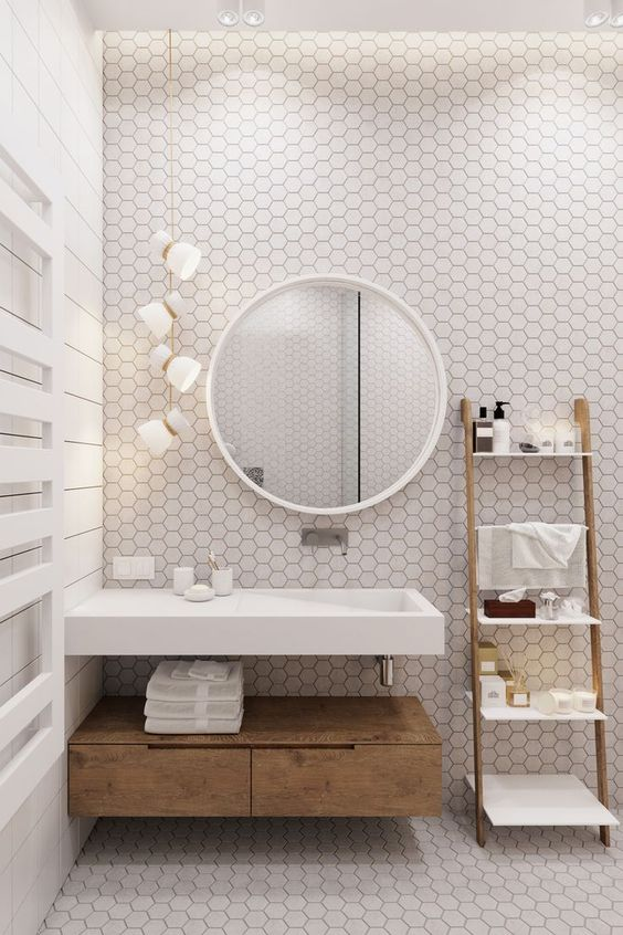 Scandinavian Bathroom Ideas 10