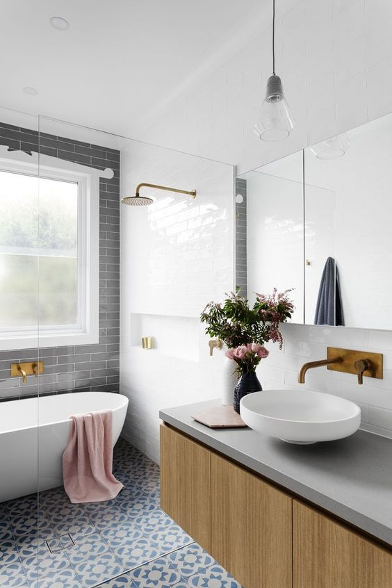 Scandinavian Bathroom Ideas 7