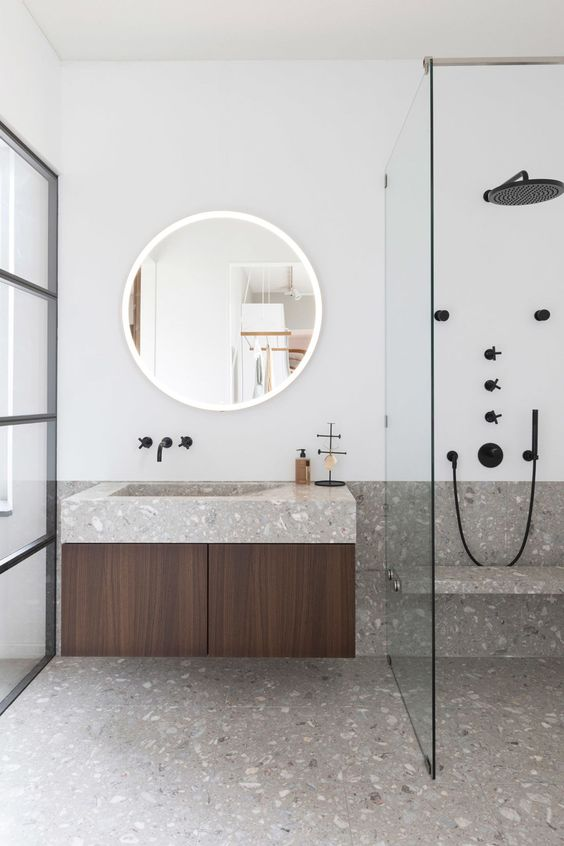 Scandinavian Bathroom Ideas 9
