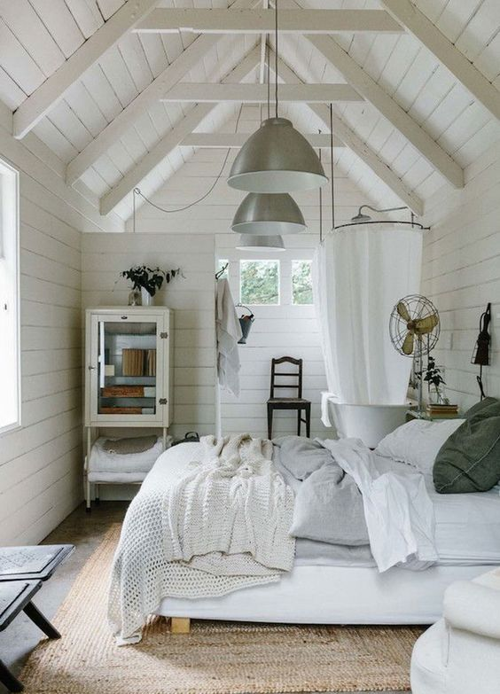 Attic Bedroom Ideas 15