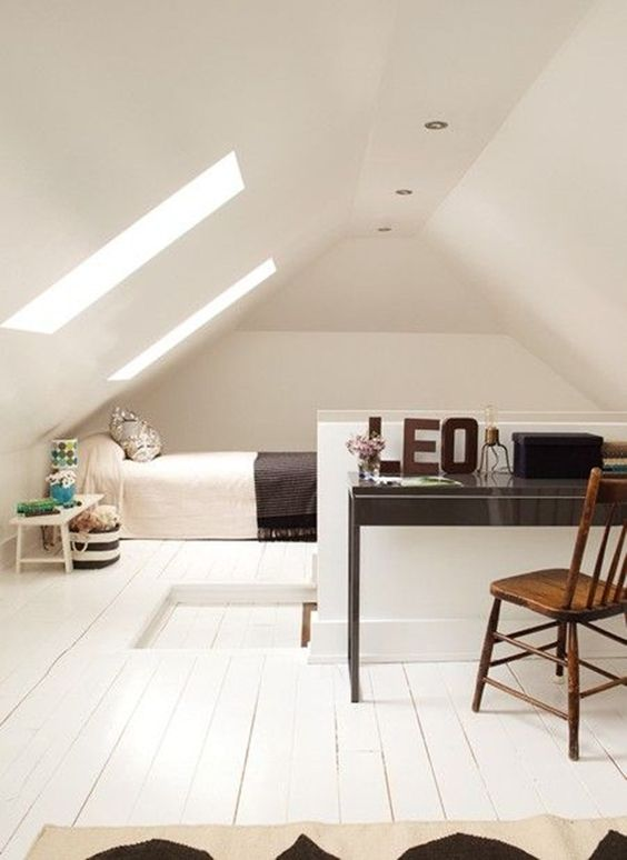 Attic Bedroom Ideas 18