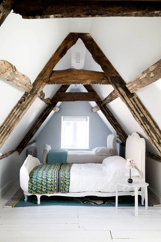 Attic Bedroom Ideas 20