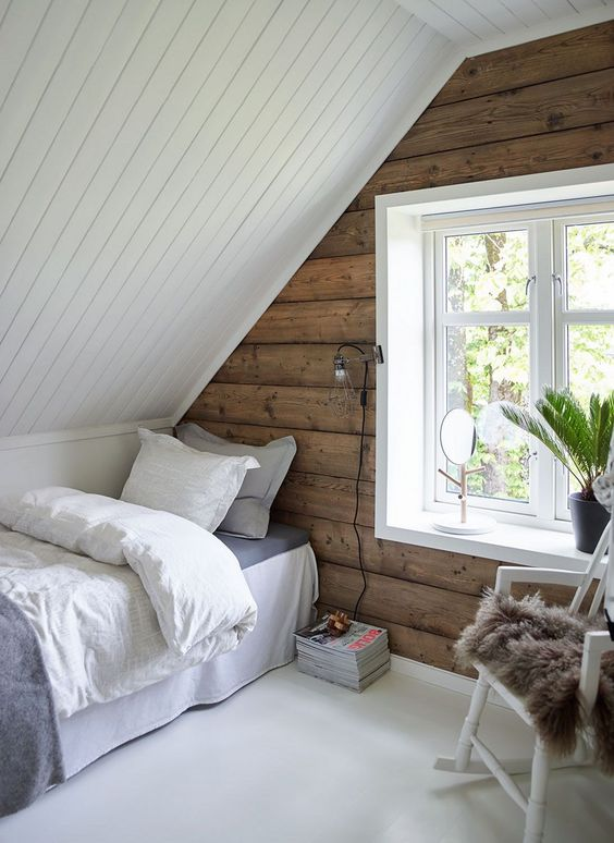 Attic Bedroom Ideas 22
