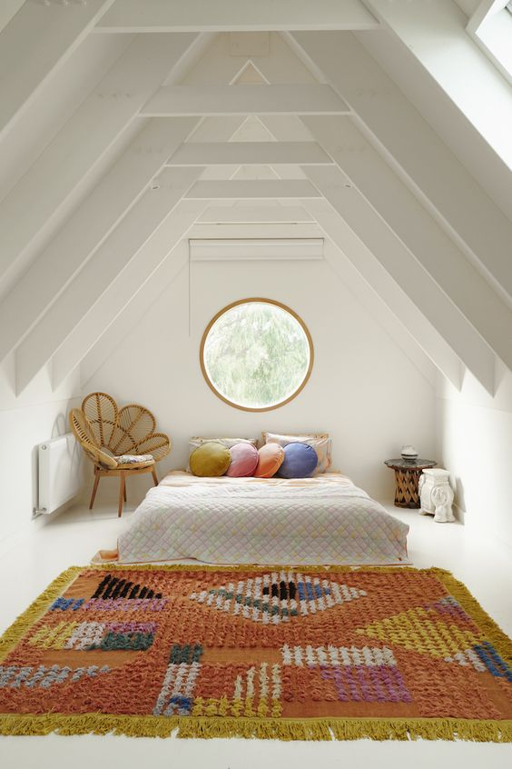 Attic Bedroom Ideas 6