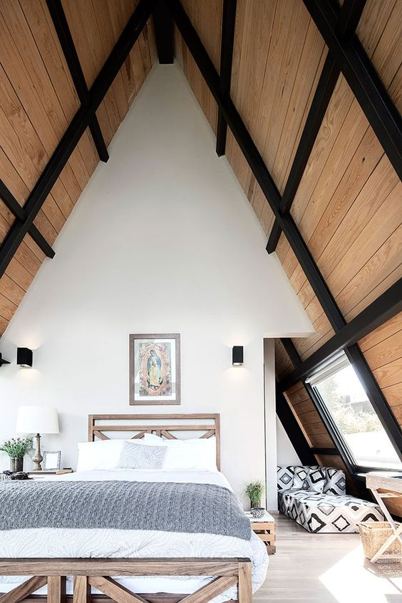 Attic Bedroom Ideas 7