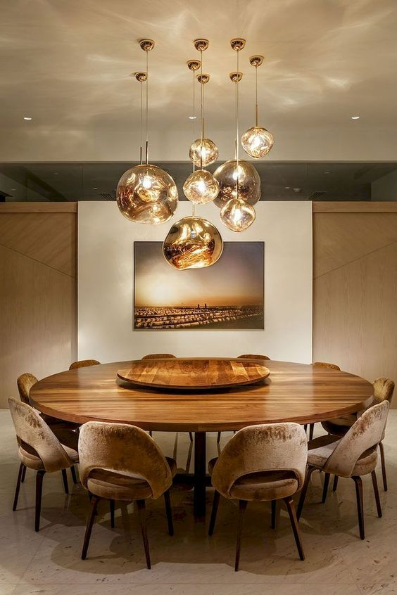 Dining Room Chandelier Ideas 13