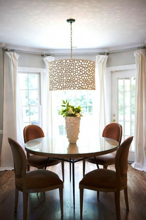 Dining Room Chandelier Ideas 17