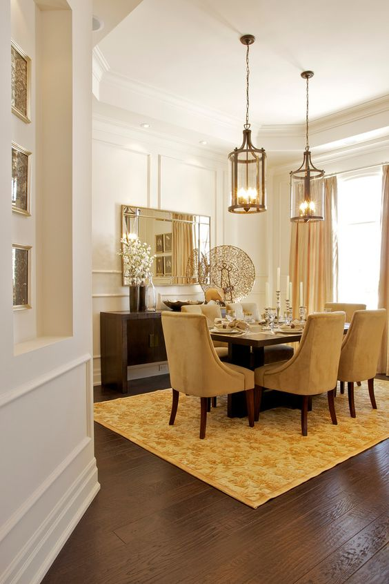 Dining Room Chandelier Ideas 25