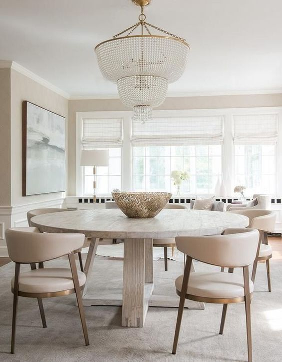 Dining Room Chandelier Ideas 6