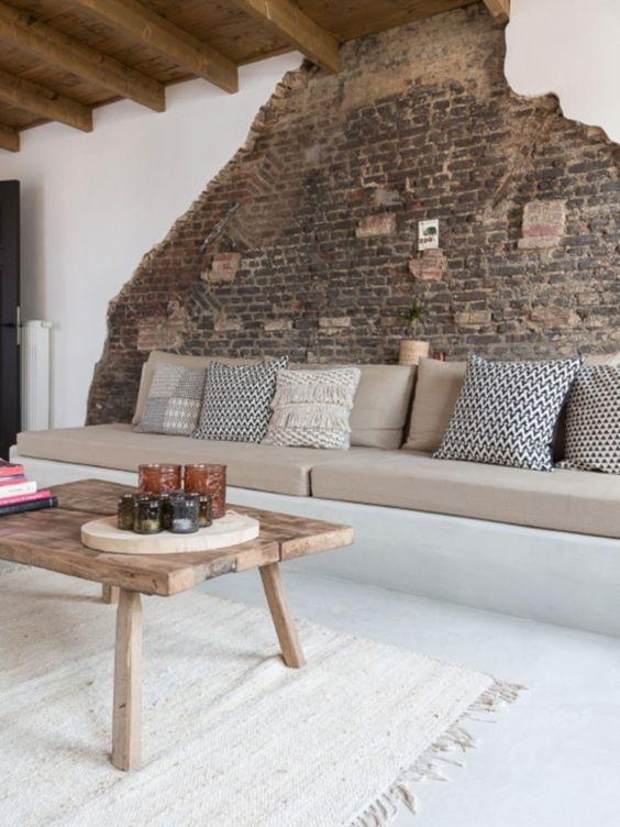 Industrial Living Room Ideas 10