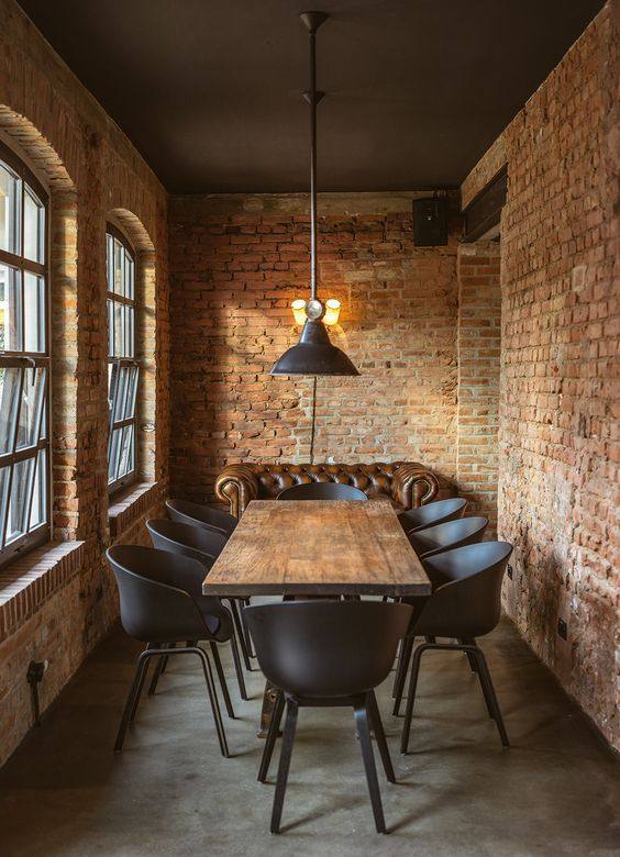 Industrial Living Room Ideas 18