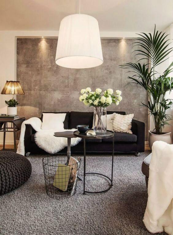 Industrial Living Room Ideas: Elegant Decor Items