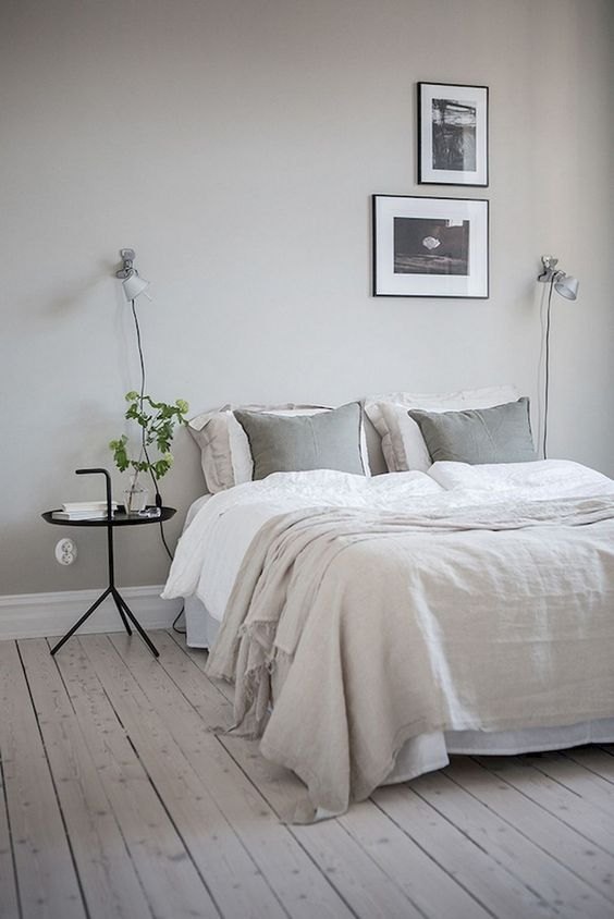 Scandinavian Bedroom Ideas 17