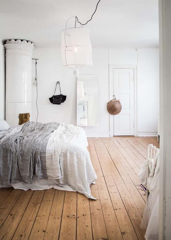 Scandinavian Bedroom Ideas: Stunning Earthy Vibe