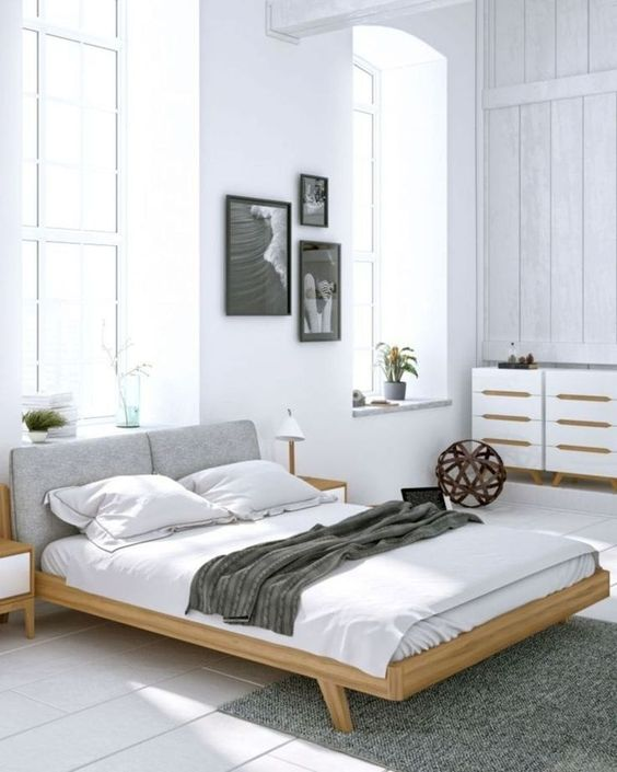 Scandinavian Bedroom Ideas 20