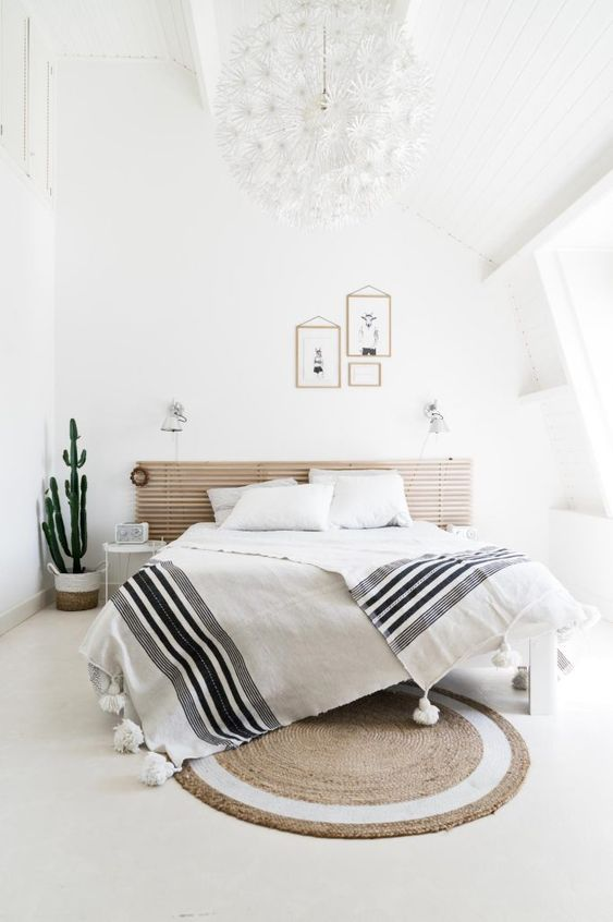 Scandinavian Bedroom Ideas: Modern Scandinavian Style