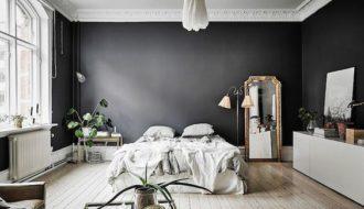 Scandinavian Bedroom Ideas
