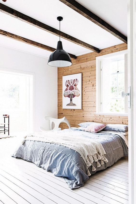 Scandinavian Bedroom Ideas 6