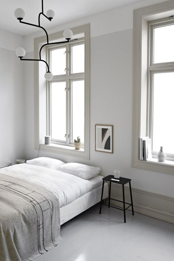 Scandinavian Bedroom Ideas 7