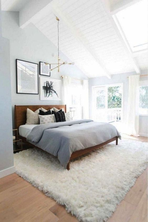 Scandinavian Bedroom Ideas 8