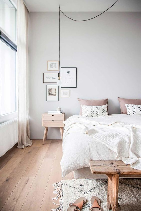 Scandinavian Bedroom Ideas 9