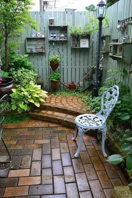 Small Backyard Ideas 17
